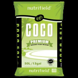 Coco Premium, organic plant substrate